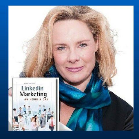 Guided Goals Podcast #8: LinkedIn with Viveka von Rosen